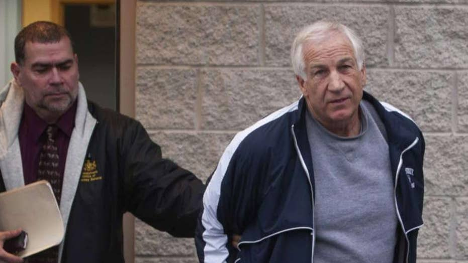 Court orders resentencing for Jerry Sandusky