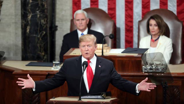 State of the Union 2019: Biggest moments from Trump's address