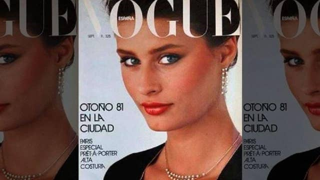 Former Vogue cover model Nastasia Urbano says she is now homeless after an ex-husband took all her money