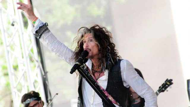 Steven Tyler opens Janie's House, a Tennessee facility for abused girls