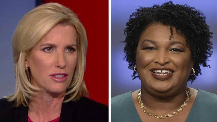 Laura Ingraham praises Stacey Abrams' delivery of the Democratic rebuttal to the State of the Union