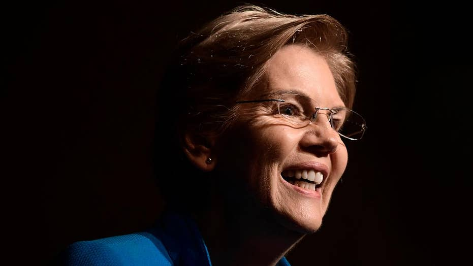 Warren lists ethnicity as 'American Indian' on Texas bar registration