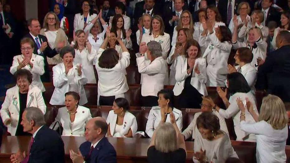 Trump: All Americans can be proud we have more women in the workforce than ever before