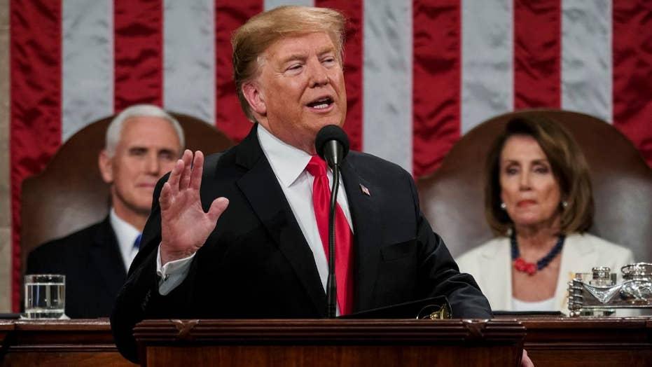 Trump: I am asking Congress to pass legislation to prohibit late-term abortion