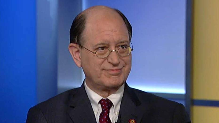 Rep. Brad Sherman on Democrats pouting during the State of the Union: We cheered plenty.