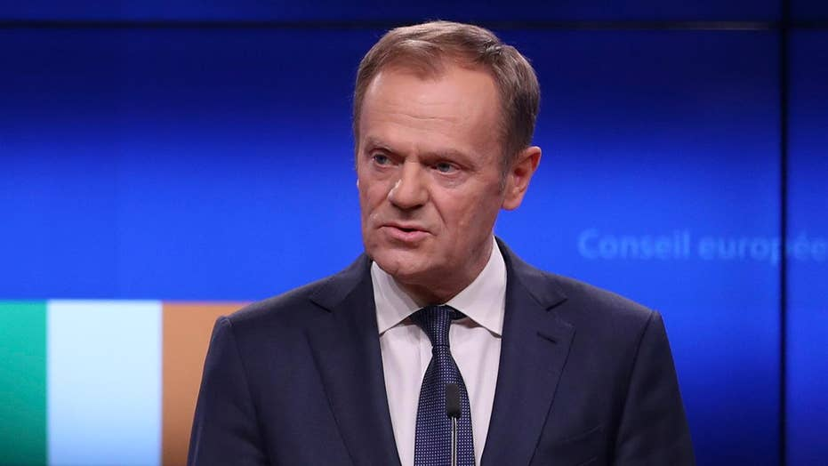 Tusk: 'Special place in hell' for Brexit advocates with no plan to carry it out