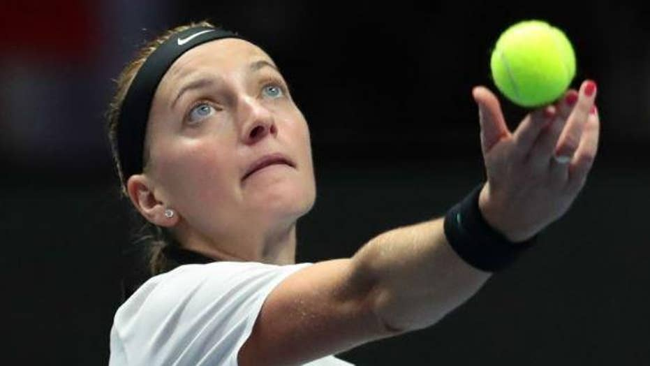 Tennis star Petra Kvitova delivers graphic testimony at the trial of the man who allegedly attacked her with a knife