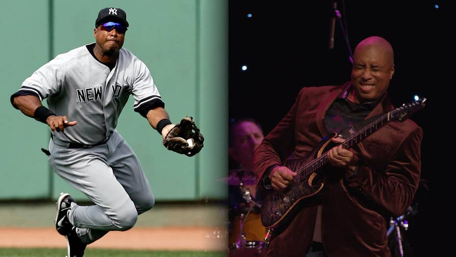 New York Yankee jam sessions: Bernie Williams reveals one of his favorite teammates to play music with