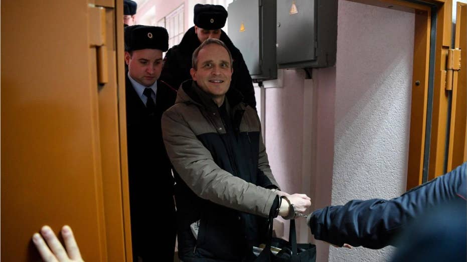 Russia sentences Jehovah's Witness to 6 years in prison for