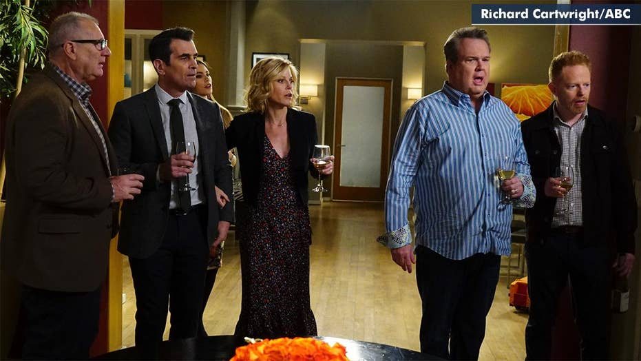 'Modern Family' gets ready to say goodbye