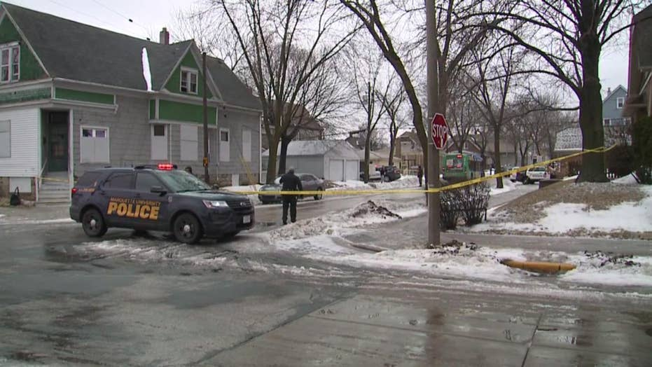 Milwaukee police officer killed while serving warrant