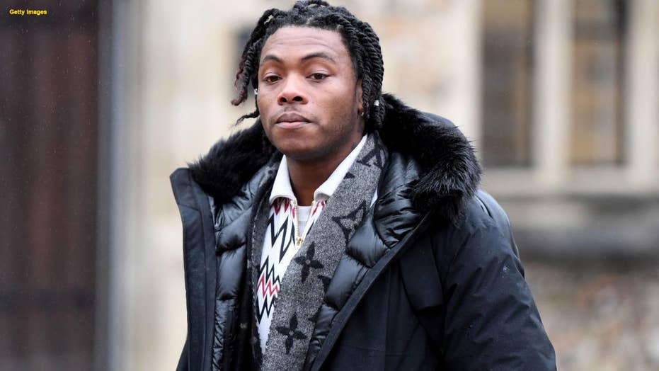 A rapper allegedly filmed his partner eating thorns before she overdosed