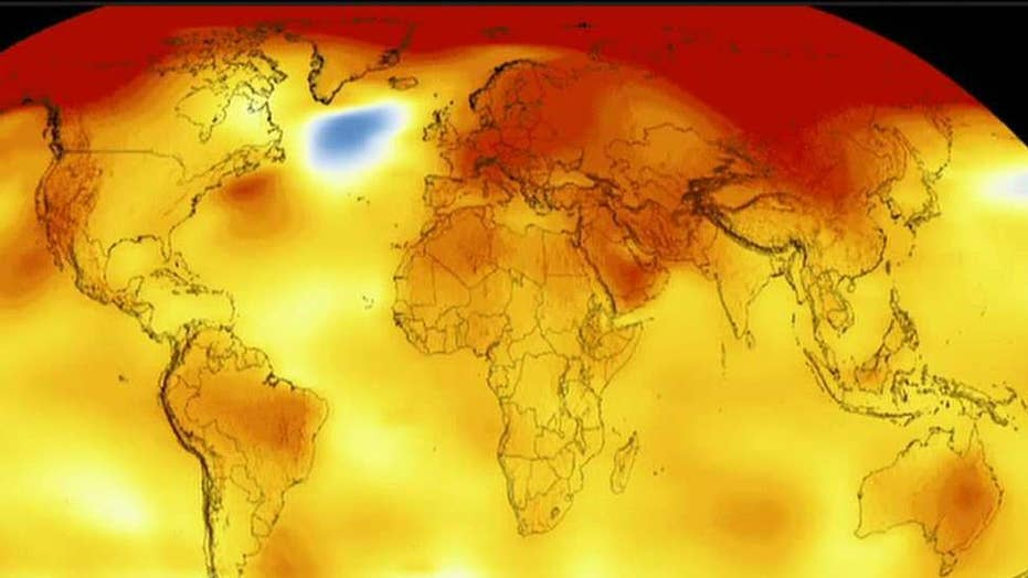 NASA: 2018 was fourth warmest year on record