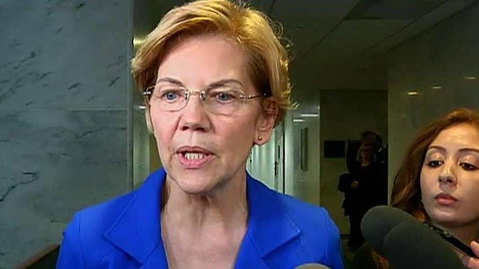 Sen. Elizabeth Warren responds to latest controversy over her heritage