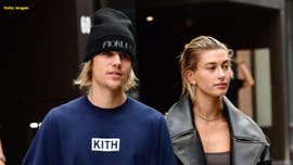 Hailey Baldwin says she's 'frustrated' by husband Justin Bieber's 'possessive' fans on social media