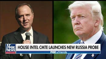 Rep. Adam Schiff shouldn't investigate Trump – Dem should answer questions about his own conduct