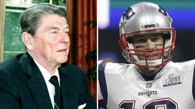 Ronald Reagan was right in so many ways... just ask Tom Brady