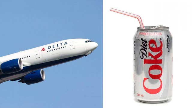 Delta, Coca-Cola apologize for controversial napkins