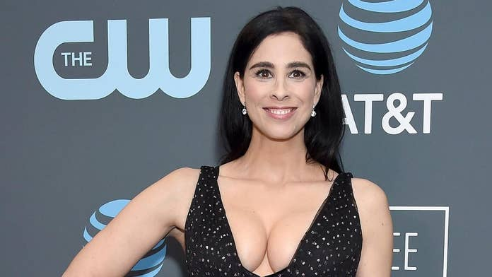 Sarah Silverman reveals she was once fired over an old photo of herself in blackface: 'I didn't fight it'
