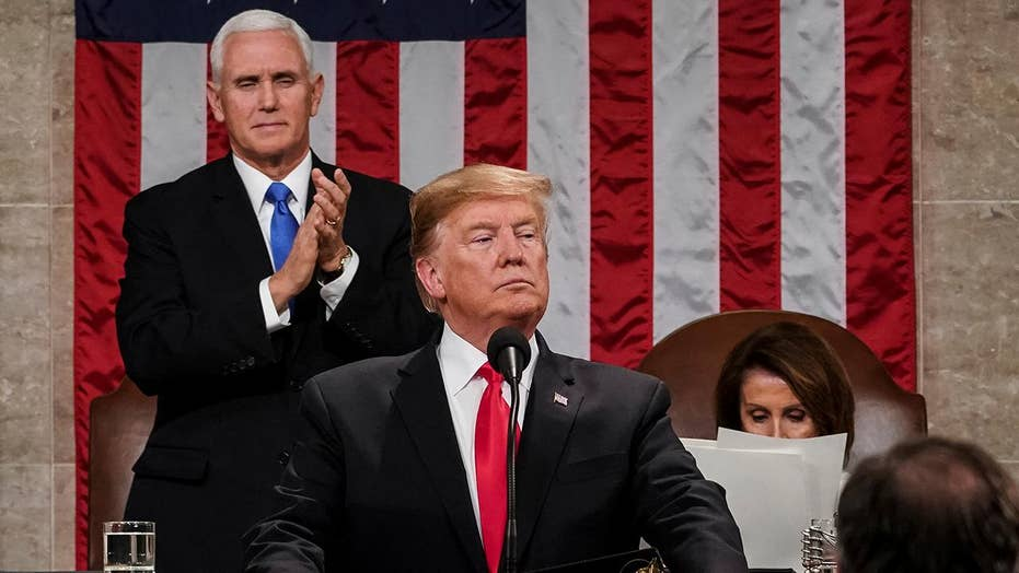 Internet applauds Pelosi's silent statements during Trump's State of the Union