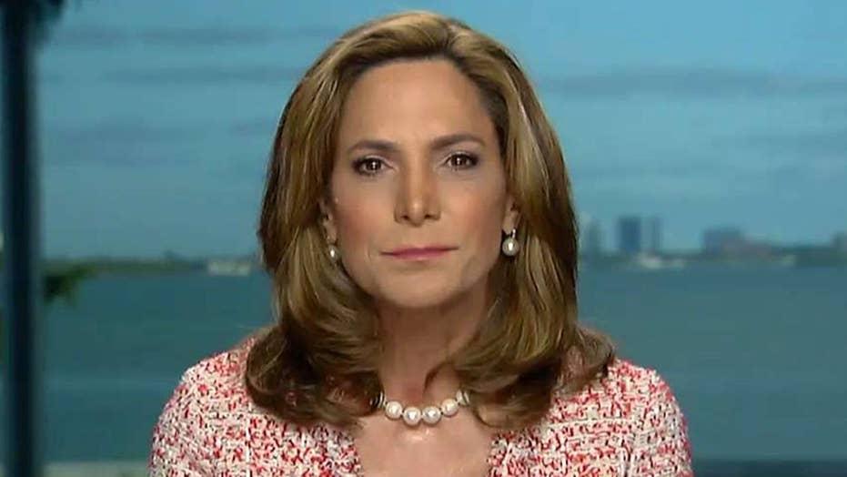 Maria Elvira Salazar, daughter of Cuban political refugees, warns Democrats 'drank the Kool Aid' on socialism.