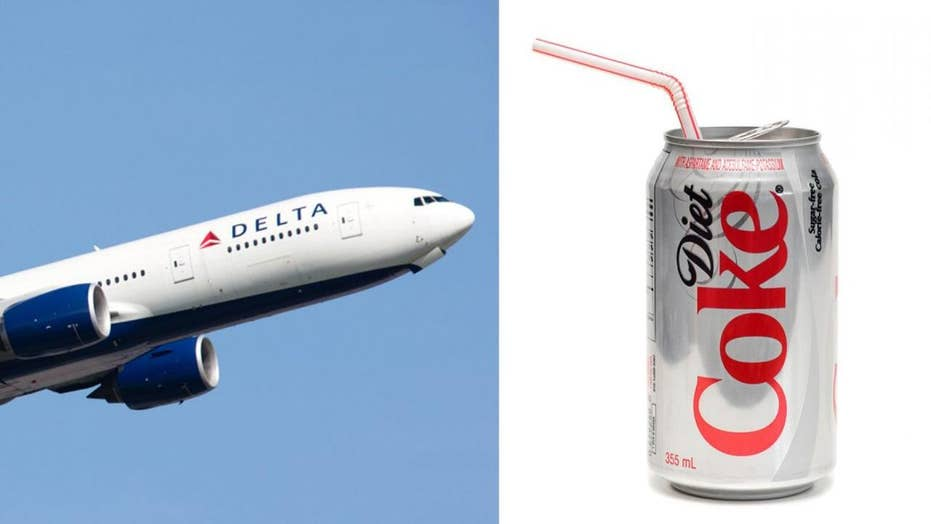 Delta, Coca-Cola apologize for controversial napkins