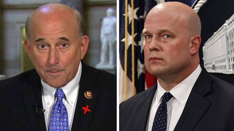 Rep. Louie Gohmert accuses House Democrats of breaching their agreement with Attorney General Whitaker
