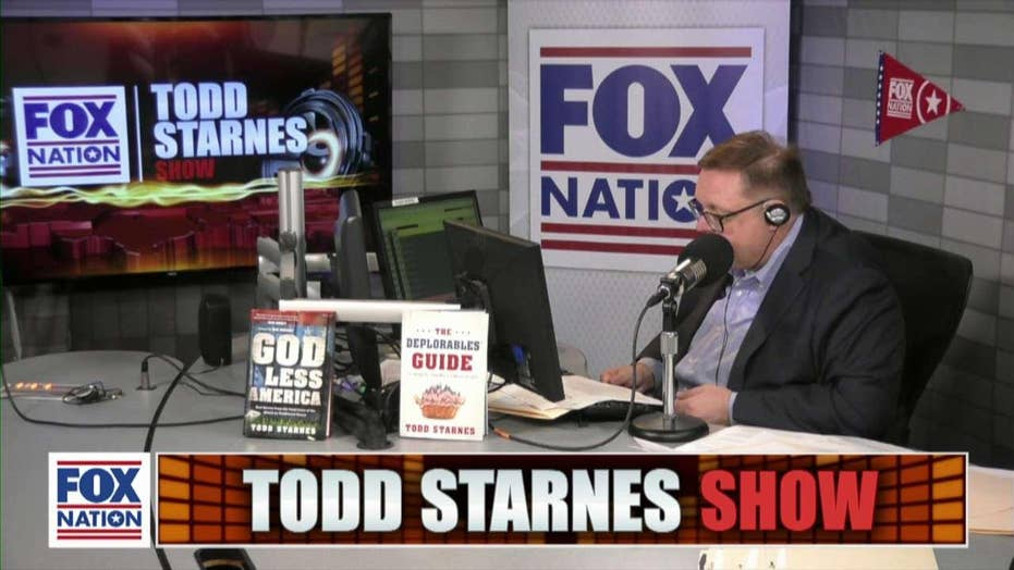 Todd Starnes and Todd McMurty