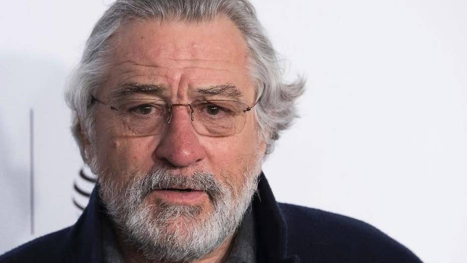 Robert De Niro calls Trump 'wannabe gangster': 'This guy has proven himself to be a total loser'