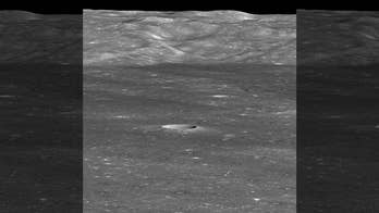 NASA photo pinpoints location of Chinese spacecraft on far side of moon