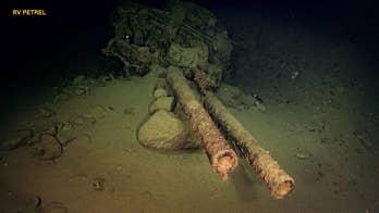 Major find: Sunken WWII Japanese battleship discovered