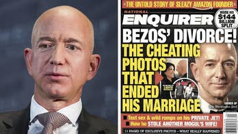 Publisher of the National Enquirer vows to investigate blackmail, extortion claims by Jeff Bezos