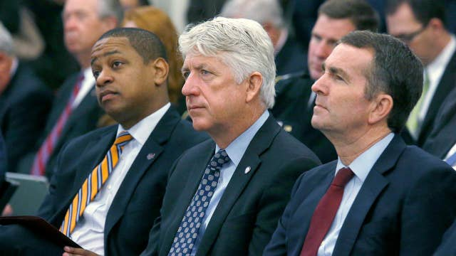 Virginia Democrats plagued by a week of scandals