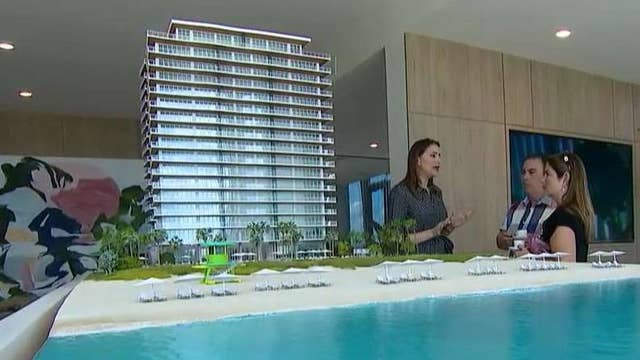 Out-of-state buyers look to low-tax Florida for new homes thumbnail