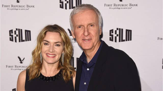 James Cameron reveals Kate Winslet can hold her breath for 7 minutes