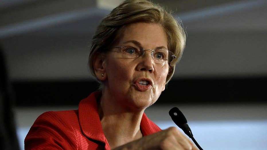 Elizabeth Warren faces new fallout over Native American ancestry claim ahead of her presidential announcement