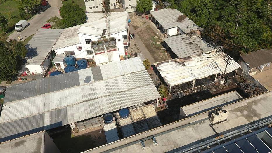 Fire at soccer training complex kills at least 10 in Brazil