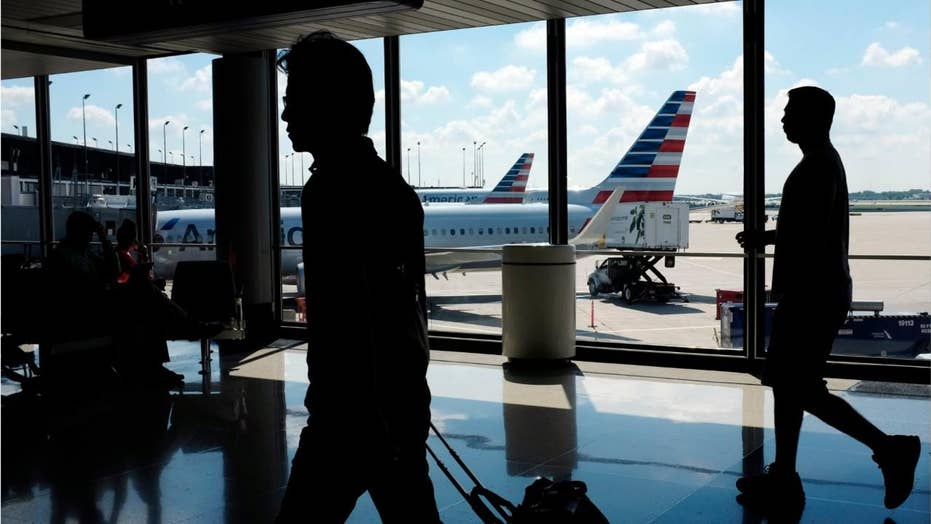 American Airlines pilot arrested in UK, suspected of being drunk