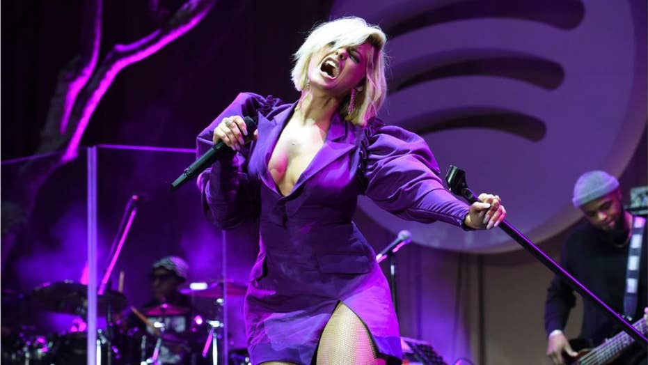 Bebe Rexha flips out over audience's jaded response to her hit song: 'I work too 'f---ing' hard for this'