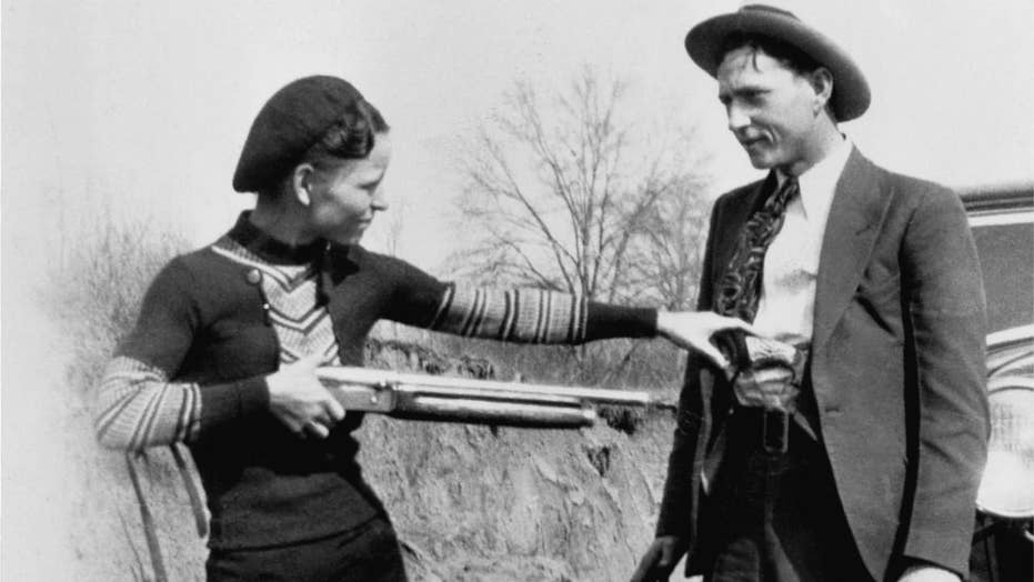 Texas court clerks unearth Bonnie and Clyde indictments