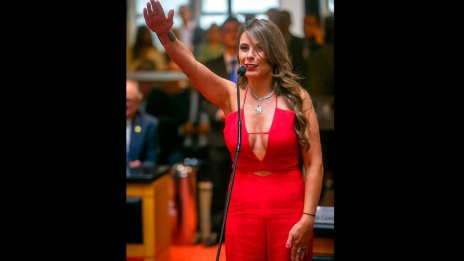 Brazilian Mp, 43, Defends Herself After Being Slammed For -9300