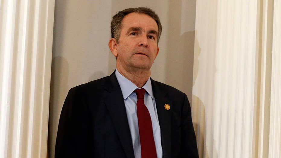 Virginia's Democratic congressional delegation call for Gov. Ralph Northam's resignation