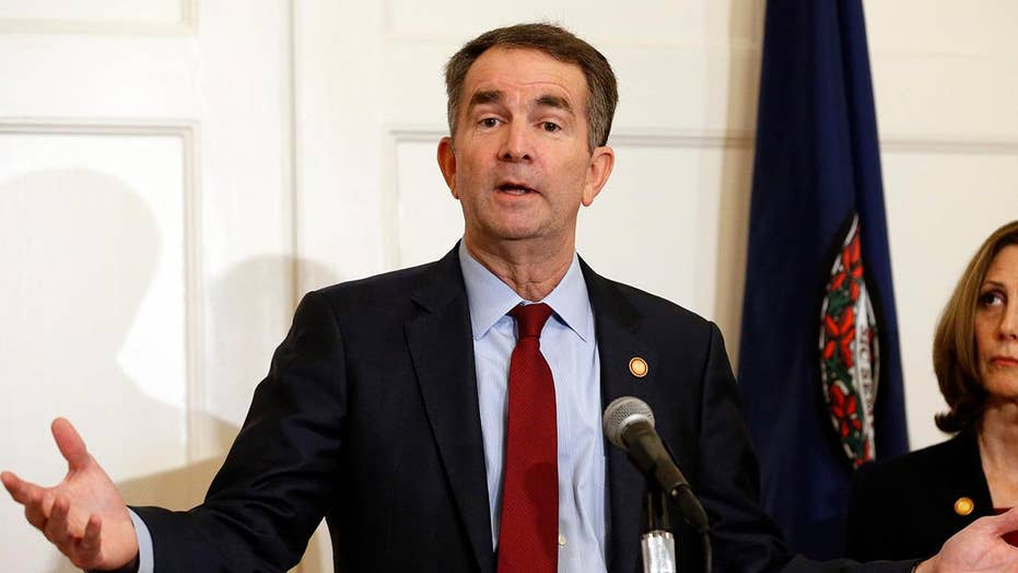 Virginia Gov. Northam reportedly tells staff he will not resign over blackface photo