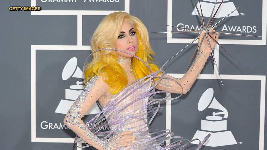 Lady Gaga's wildest Grammy Awards moments