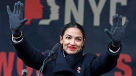 Ocasio-Cortez blasts GOP's upcoming 'bluff-vote' on Green New Deal
