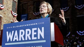 Boston Globe Politics reporter: Elizabeth Warren is arguing that she has been consistently progressive on issues