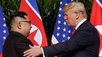 Eric Shawn: When the two sit down, President Trump and Kim Jong Un