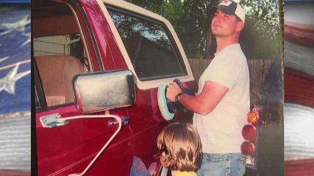 Fallen Marine's Truck Restored for Son's 16th Birthday