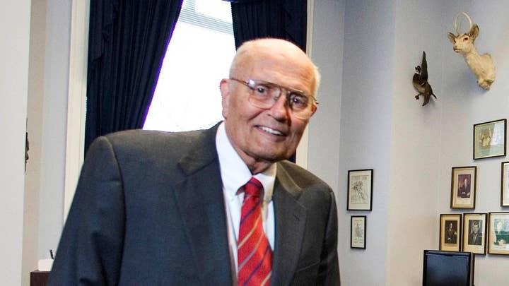 Remembering John Dingell: Former US representative dies at age 92