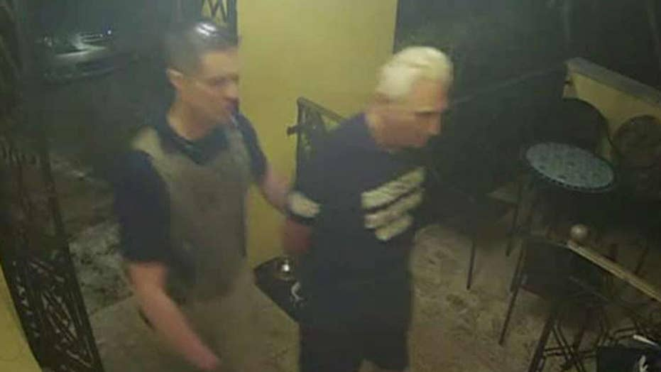 Exclusive look at FBI raid on Roger Stone's home